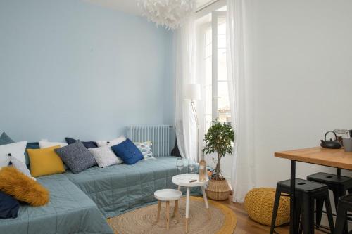 Grand studio Zen dans l'hyper centre de Poitiers - Location saisonnière - Poitiers