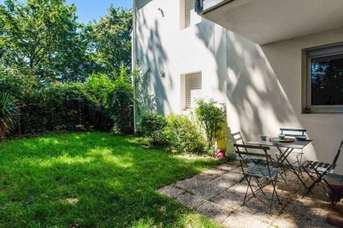 Charming flat with garden terrace and parking in Vannes - Welkeys - Location saisonnière - Vannes