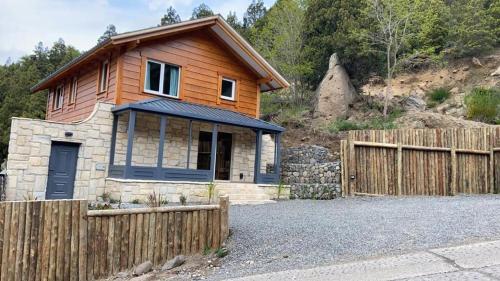 Tierra de Sol Casas de alquiler - Accommodation - San Martín de los Andes