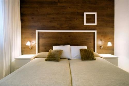 Hotel Villamor Oda fotoğrafları