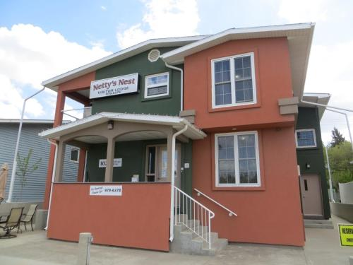 Netty's Nest Visitor Lodge - Saskatoon, SK S7N 0W1