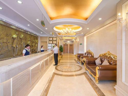 Hotel Vienna 3 Best Hotel Exhibition Center Chigang Road