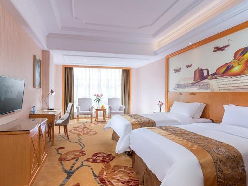 . Vienna Hotel Yangjiang Jiangcheng District