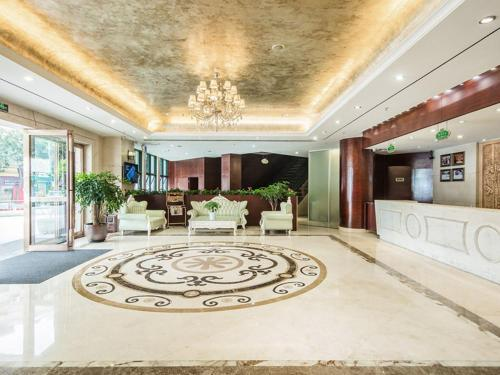 Hotel Vienna Hotel Guangzhou Panyu Shiqiao Metro Station