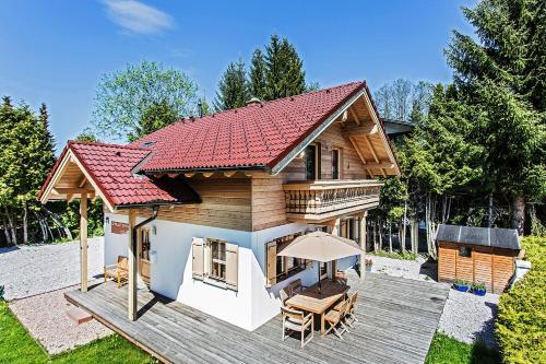 Chalet Dacha mit finnischer Sauna - Zell am See