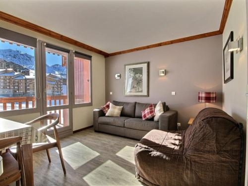 Appartement Plagne Soleil, 3 pièces, 6 personnes - FR-1-455-65 - Apartment - Plagne Villages