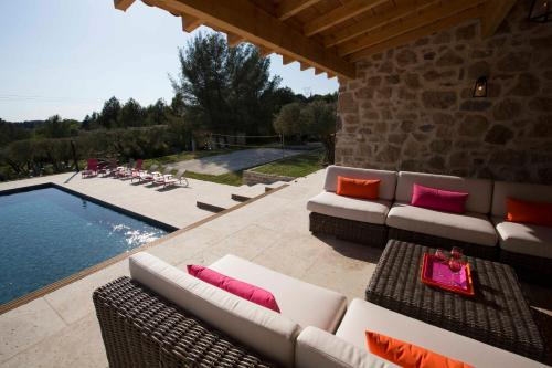 Accommodation in Le Castellet