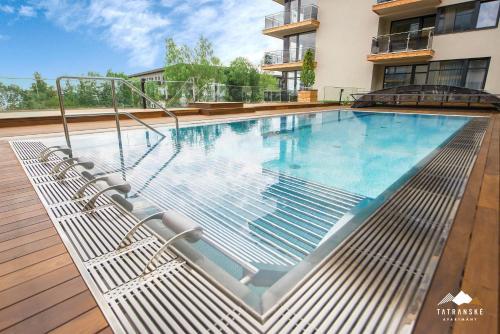 Hrebienok Resort - Tatranské Apartmány - Apartment - Stary Smokovec