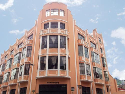 Hotel Hotel Centro Quito Ecuador