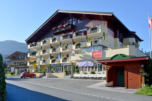 Apparthotel Tom Sojer Ellmau