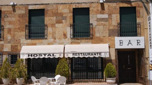 . Hostal Restaurante Bustos