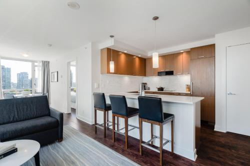 LEVEL Vancouver - Yaletown Seymour - Accommodation - Vancouver