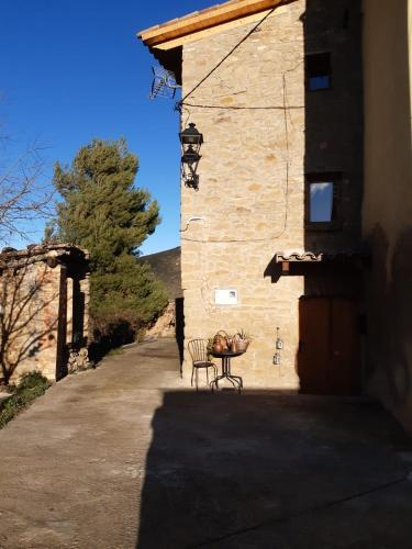 Accommodation in Montsonis