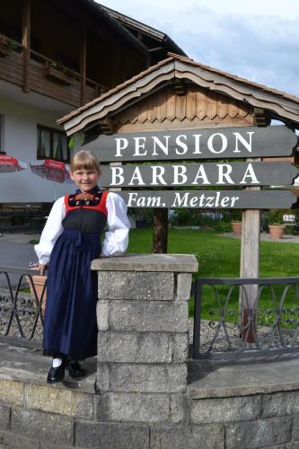 Gästehaus-Pension Barbara - Andelsbuch
