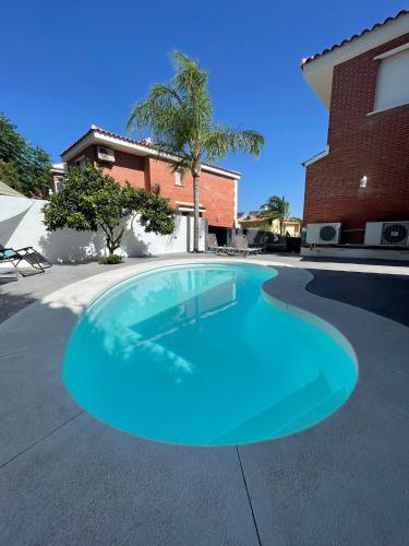CASA LOLA con piscina privada - Accommodation - Alhaurín de la Torre