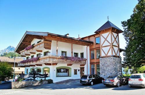 Hotel Hubertus mit Erlebnislandgasthof Reitherwirt Kitzbühel