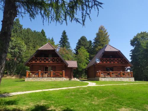 Brvnare Park Borova - Chalet - Zlatibor