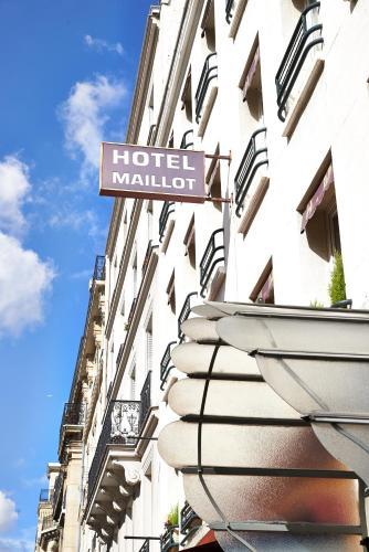 Hotel Maillot - Hôtel - Neuilly-sur-Seine