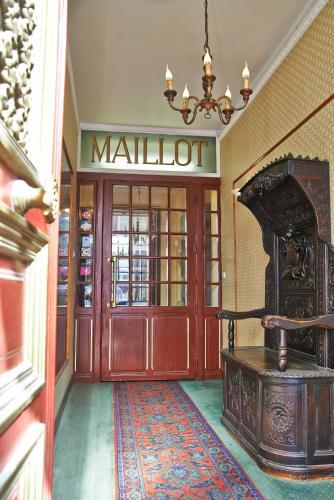 Hotel Maillot photo 16