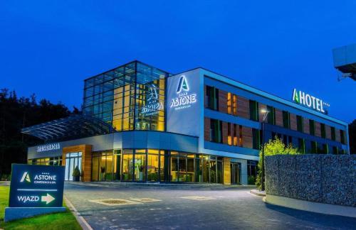 . Hotel Astone Conference & Spa