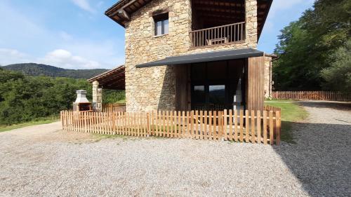 Casa rural Ca l'Anton loft - Apartment - Sant Miquel de Campmajor