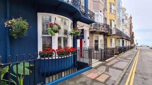 Red Brighton Blue