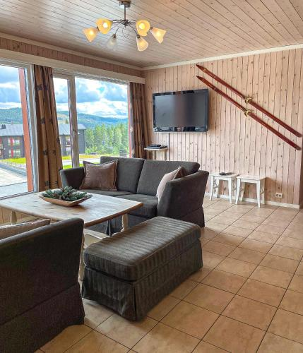 In the middle of Trysil fjellet - Welcome Center - Apartment with 4 bedrooms and sauna - By bike arena and bike lift - Hotel - Trysil