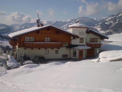 Landhaus Gruber Winter - Apartment - Alpendorf