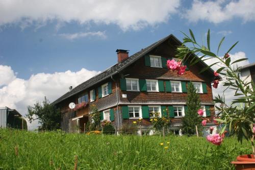Appartement Rüscher - Apartment - Andelsbuch