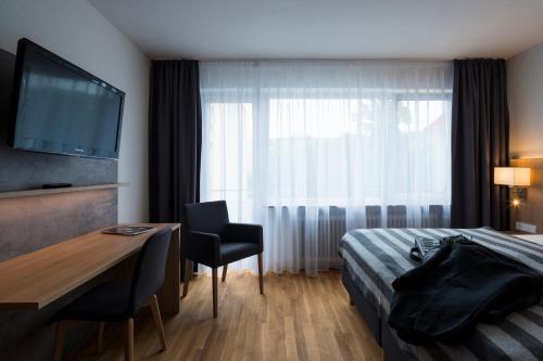 . BASE I - Das Budget Hotel bei Basel (Lörrach)