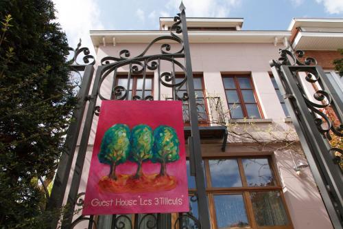 Guest House Les 3 Tilleuls Foto principal