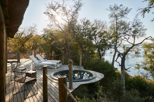 . Victoria Falls River Lodge