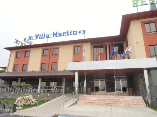 . Area de Servicio Villamartín