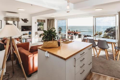 Te Moana Bell Block Beach - Apartment - New Plymouth