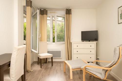 Studio très calme en plein centre-ville de Poitiers - Location saisonnière - Poitiers