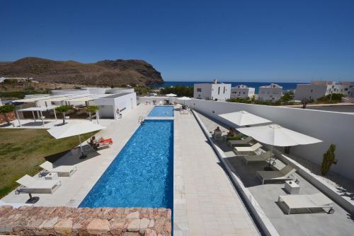 Superior Double Room Hotel Spa Calagrande Cabo de Gata 4
