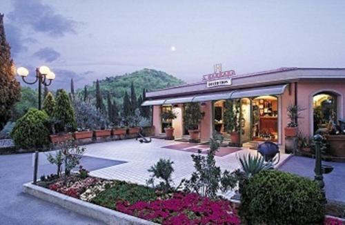 Albergo Santa Barbara a Montecatini Terme