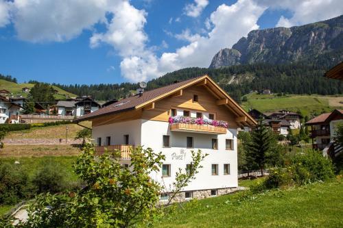 Appartamento Puez Wolkenstein-Selva Gardena