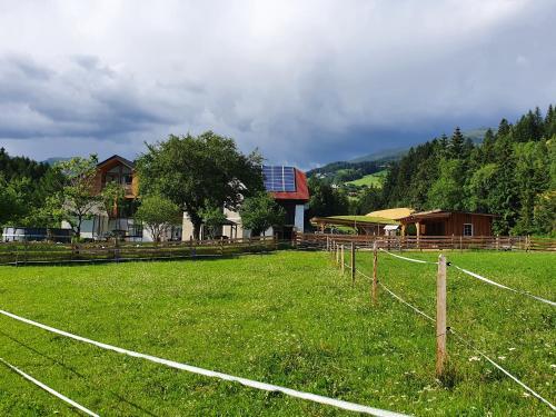 Ferienhaus am Biobauernhof Brugger - Katschberg-Aineck-Rennweg