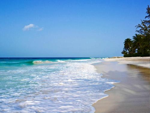 Dover Beach, Christ Church, Barbados.