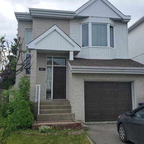 Furnished one bedroom basement apartment!