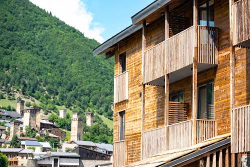 Hotel Lahili - Mestia