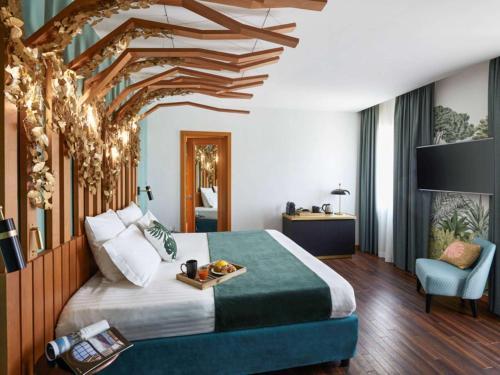 Hotel Mercure Roma Corso Trieste - image 14