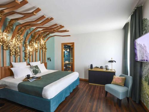Hotel Mercure Roma Corso Trieste - image 12
