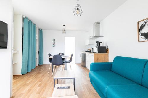 Studio cosy proche centre ville de Vannes - Location saisonnière - Vannes