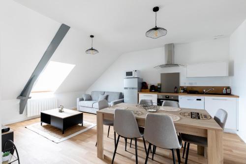 Appartement neuf proche centre ville de Vannes - Location saisonnière - Vannes