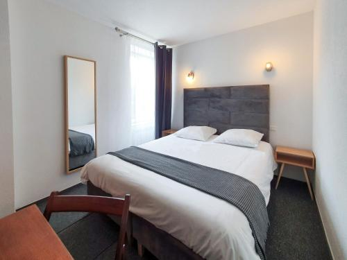 Accommodation in Salles-Curan