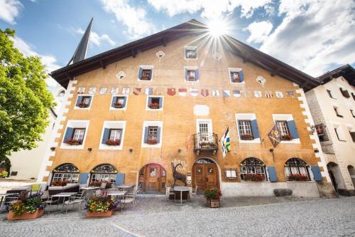 Historic Hotel Crusch Alva - Zuoz