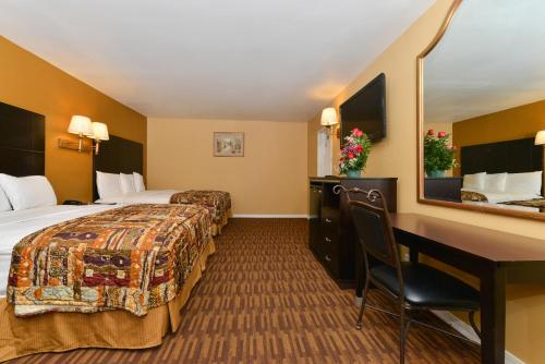 Americas Best Value Inn Hollywood/Downtown Los Angeles Main image 1
