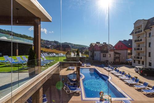 MARION SPA - Hotel - Bukovel